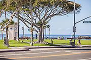 Laguna Beach on PCH and Ocean Ave