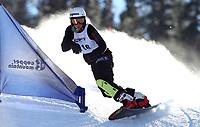 Snowboard / Snøbrett<br /> Copper Mountain USA<br /> 14.11.2013<br /> Foto: Gepa/Digitalsport<br /> NORWAY ONLY<br /> <br /> FIS NorAm Cup, Parallel Slalom, Damen. Bild zeigt Hilde Engeli (NOR).