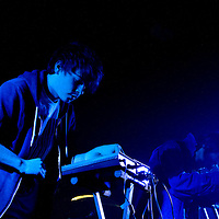 D/R/U/G/S peforming live at The Ritz, Manchester, UK, 2010-11-18