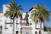 Don Pedro Menedez de Avles, Founded St. Augustine in 1565, Florida<br />