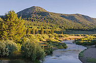 West Fork of the Carson River, Hope Valley, Alpine County, California