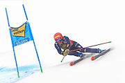 SOELDEN, AUSTRIA. OCTOBER 17 2020:  1st Women's Giant Slalom as part of the Alpine Ski World Cup in Solden on October 17, 2020; Run 1, Federica Brignone (ITA) in action ( Pierre Teyssot/ESPA Images-Image of Sport)