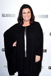 Dawn French in the press room at the Glamour Women of the Year Awards 2017, Berkeley Square Gardens, London.