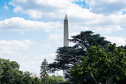 June 9, 2017 - Washington, United States - President Donald Trump Departed from the South Lawn of the White House on Marine One, on Friday, June 9, 2017. (Photo by Cheriss May) (Credit Image: © Cheriss May/NurPhoto via ZUMA Press)