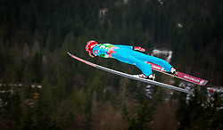 Vincent Descombes Sevoie (FRA) during Ski Flying Hill Men's Individual Competition at Day 4 of FIS Ski Jumping World Cup Final 2017, on March 26, 2017 in Planica, Slovenia.Photo by Ziga Zupan / Sportida