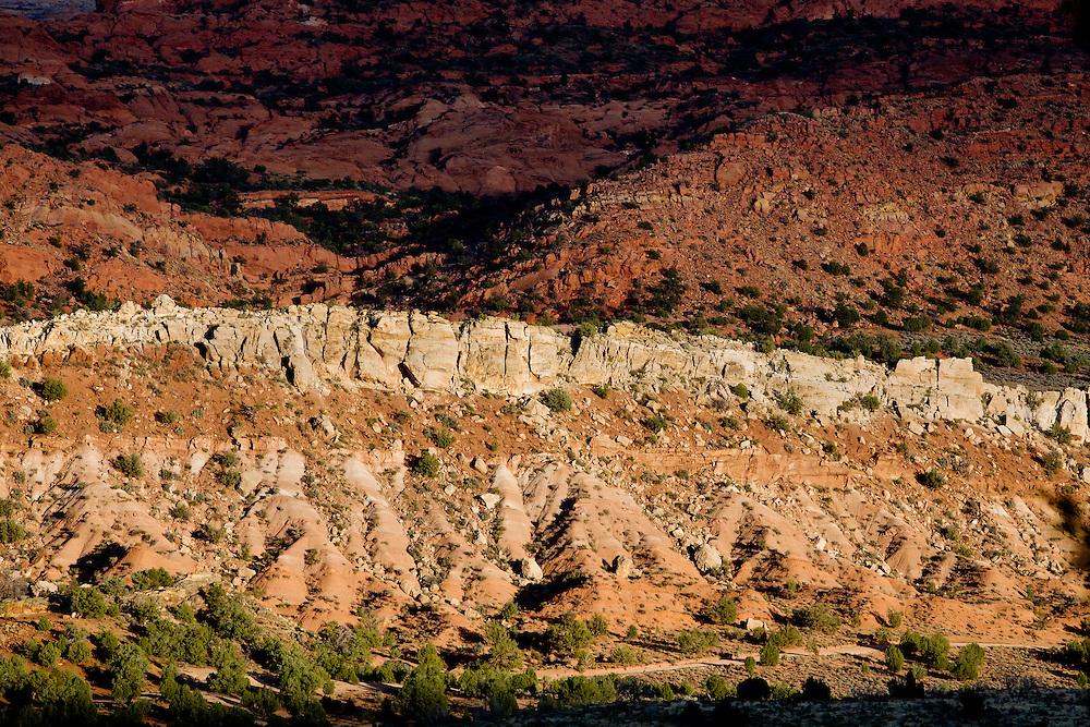 Views from Stateline campground on the Utah/Arizona border.
