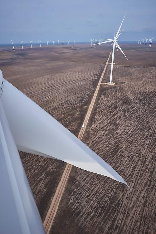 Duke Energy Los Vientos Wind Farm, Texas