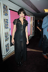 DAISY LOWE at a party hosted by Links of London in celebration of Cat DeeleyÕs role as global brand ambassador of Links of London and to launch the AW10 campaign held at The Club at The Ivy (The Loft), 9 West Street, WC2 on 16th September 2010.<br /> DAISY LOWE at a party hosted by Links of London in celebration of Cat Deeley's role as global brand ambassador of Links of London and to launch the AW10 campaign held at The Club at The Ivy (The Loft), 9 West Street, WC2 on 16th September 2010.
