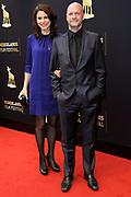 Het Gala van de Nederlandse Film met de uitreiking van de Gouden Kalveren tijdens het Nederlands Film Festival in Utrecht.<br /> <br /> Op de foto: Rifka Lodeizen