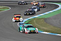 May 6, 2018 - Germany - Motorsports: DTM race Hockenheimring, Saison 2018 - 1. Event Hockenheimring, GER, Nico Müller (SUI, Audi Sport Team Abt  (Credit Image: © Hoch Zwei via ZUMA Wire)