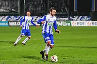 Mourad Nassralla - 21.01.2015 - Boulogne / Grenoble - Coupe de France<br />Photo : Philippe le Brech / Icon Sport