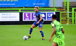 Nicky Maynard of Mansfield Town- Mandatory by-line: Nizaam Jones/JMP - 14/11/2020 - FOOTBALL - innocent New Lawn Stadium - Nailsworth, England - Forest Green Rovers v Mansfield Town - Sky Bet League Two