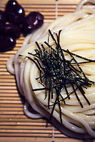Based on its ancient name, Sanuki, Kagawa is famous for its Sanuki Udon wheat noodles. Recent years have seen a great interest in Sanuki Udon across Japan, and some Japanese even take day trips to taste the many Sanuki Udon restaurants in Kagawa prefecture.