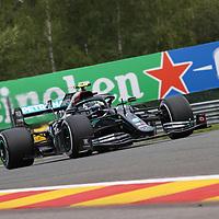 28.08.2020, Circuit de Spa-Francorchamps, Spa-Franchorchamps, FORMULA 1 ROLEX BELGIAN GRAND PRIX 2020<br />  , im Bild<br /> Valtteri Bottas (FIN#77), Mercedes-AMG Petronas F1 Team<br /> <br /> Foto © nordphoto / Bratic