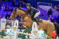 Tabarini Filippo, ITA, Exquis du Pachis<br /> Jumping Mechelen 2019<br /> © Hippo Foto - Martin Tandt<br />  27/12/2019