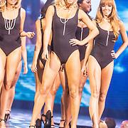 NLD/Hilversum/20160926 - Finale Miss Nederland 2016, Tiffany van der Zon, Denise Zwier,  Emily van Tongeren