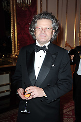 HUBERT WURTH the Ambassador of Luxembourg at a dinner hosted by HRH Prince Robert of Luxembourg in celebration of the 75th anniversary of the acquisition of Chateau Haut-Brion by his great-grandfather Clarence Dillon held at Lancaster House, London on 10th June 2010.