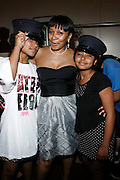 Umi with grand daughters at Mos Def Presents: Amino Alkaline - The Watermelon Syndicate with special guest Gil Scott Heron, Produced by Jill Newman Productions held at The JVC JAZZ FESTIVAL/CARNEGIE HALL on JUNE 28. . A consummate emcee, vocalist, musician and actor, it was no surprise when Mos Def premiered the Mos Def Big Band in January 2007, drawing from original compositions plus material by Miles Davis, Beyoncé, James Brown and Gil-Scott Heron. Always willing to bend genres to create his own sound, Mos lithely dances among hip hop, jazz and soul while fronting his orchestra of savvy musicians. His face is as familiar as his sound; his acting credits include Be Kind Rewind, 16 Blocks, Something the Lord Made, Lackawanna Blues and Top Dog/Underdog.  America started hearing Gil Scott-Heron?s messages in 1970, but we heard him loudly and clearly when he declared ?The Revolution Will Not Be Televised? in 1974. A no-nonsense performer and lyricist, he wasn?t called a rapper then, but that?s what he was. Today, his younger counterparts and fans call him the king of spoken word.