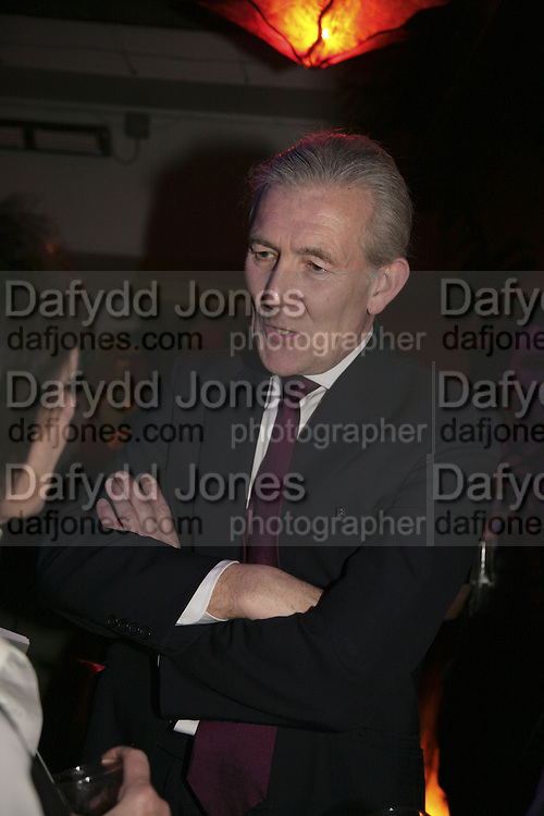 Geoff Goad,  Book launch for ' What Did I Do last night' by Tom Sykes. Century Club. Shaftesbury Ave. London. 16 January 2006. -DO NOT ARCHIVE-© Copyright Photograph by Dafydd Jones. 248 Clapham Rd. London SW9 0PZ. Tel 0207 820 0771. www.dafjones.com.