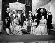 """08/02/1953<br /> 02/08/1953<br /> 08 February 1953<br /> Theatre Production of """"The Imaginary Invalid"""".<br /> St. Mary's College P.P.U. Dramatic Society's presentation of """"The Imaginary Invalid"""" in Rathmines, Dublin."""