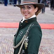 NLD/Den Haag/20130917 -  Prinsjesdag 2013,  Tweede Kamerlid Marianne Thieme (PvdD)