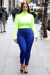 Ashley Graham visits Today Show in New York. 09 Jan 2019 Pictured: Ashley Graham. Photo credit: MEGA TheMegaAgency.com +1 888 505 6342