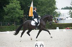 Koudouni Loulia Kyriaki, GRE, Collier<br /> World Championship Young Dressage Horses <br /> Ermelo 2016<br /> © Hippo Foto - Leanjo De Koster<br /> 29/07/16