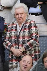 May 14, 2018 - Madrid, Spain - Pilar de Borbón  during day 9 of the Mutua Madrid Open tennis tournament at the Caja Magica in Madrid, Spain. on May 12, 2018 in Madrid, Spain  (Credit Image: © Oscar Gonzalez/NurPhoto via ZUMA Press)