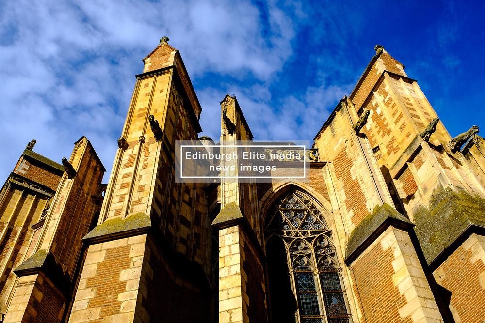 The Cathédrale Saint-Étienne (Saint Stephen's Cathredal) in Toulouse, France<br /> <br /> (c) Andrew Wilson   Edinburgh Elite media