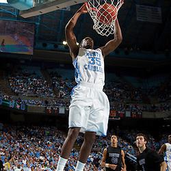 2010-11-05 Barton College at North Carolina basketball