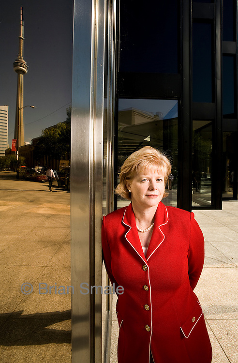 Portraits of Barbara Stymiest, Group Head of Strategy, Treasury, and Corporate Services at the Royal Bank of Canada (RBC).  Photographed in Toronto, Canada by Brian Smale, for Fortune Magazine's list of the world's most powerful women. Barbara Stymiest, Royal Bank of Canada.  Photographed in Toronto by Brian Smale for Fortune Magazine. Barbara Stymiest, Royal Bank of Canada.  Photographed in Toronto by Brian Smale for Fortune Magazine.