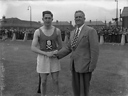 NACA Championships at Iveagh Grounds, Crumlin<br /> 06/07/1952