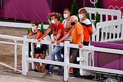 Team Netherlands<br /> Olympic Games Tokyo 2021<br /> © Hippo Foto - Dirk Caremans<br /> 01/08/2021
