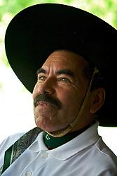 Um traje típico do gaúcho da fronteira. Foto: Jefferson Bernardes / Preview.com