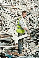Elixir Social Enterprise PVCU Recycling Depot in Liverpool