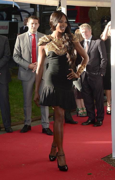 Naomi Campbell attends the Glamour Women of the Year Awards 2013, London, UK