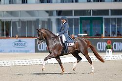 Jurado Lopez Severo, ESP, Fendi T<br /> European Championship Dressage - Hagen 2021<br /> © Hippo Foto - Dirk Caremans<br /> 07/09/2021