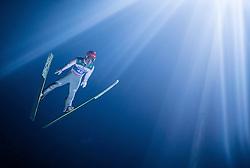 06.01.2015, Paul Ausserleitner Schanze, Bischofshofen, AUT, FIS Ski Sprung Weltcup, 63. Vierschanzentournee, Finale, im Bild Markus Eisenbichler (GER) // Markus Eisenbichler of Germany during Final Jump of 63rd Four Hills <br /> Tournament of FIS Ski Jumping World Cup at the Paul Ausserleitner Schanze, Bischofshofen, Austria on 2015/01/06. EXPA Pictures © 2015, PhotoCredit: EXPA/ JFK