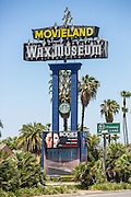 Movieland Wax Museum in Buena Park California