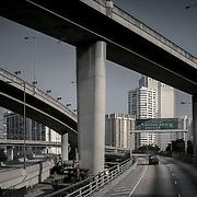 Heading out of hong kong, Hong Kong, China (January 2005)