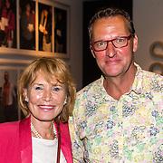 NLD/Amsterdam/20160620 - Uitreiking Johan Kaartprijs 2016, Annemarie Oster