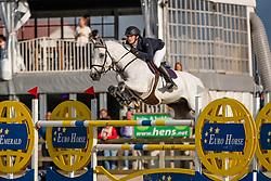 Vermeiren Dieter, BEL, Kingston Town 111 Z<br /> Belgisch kampioenschap Young Riders - Azelhof - Lier 2019<br /> © Hippo Foto - Dirk Caremans<br /> 30/05/2019