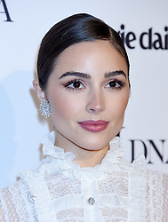 """Sydelle Noel at 2018 Marie Claire """"Image Makers Awards"""" held at the Delilah LA on January 11, 2018 in West Hollywood, CA. Janet Gough/AFF-USA.com. 11 Jan 2018 Pictured: Olivia Culpo. Photo credit: MEGA TheMegaAgency.com +1 888 505 6342"""
