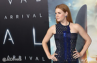 """Los Angeles Premiere Of Paramount Pictures's """"Arrival"""" held at Regency Village Theatre on November 06, 2016 in Westwood, California, United States (Photo by JC Olivera/Sipa USA)"""