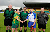 Meath v Waterford - All-Ireland Camogie Junior Final 2010
