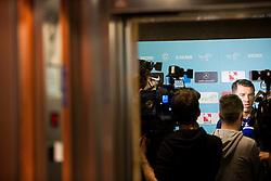 Srecko Katanec, head coach at Slovenia team gathering before friendly football match against United Arab Emirates, on January 3, 2017 in Hotel Kokra, Brdo pri Kranju, Slovenia. Photo by Vid Ponikvar / Sportida