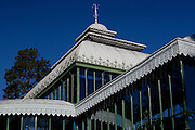 Petropolis_RJ, Brasil...Palacio de Cristal em Petropolis, Rio de Janeiro...Petropolis Crystal Palace in Rio de Janeiro...Foto: BRUNO MAGALHAES / NITRO