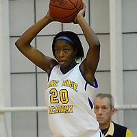 01.20.2011 John Marshall at Lake Ridge Girls Varsity Basketball