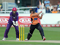 Cricket - 2019 Women's Cricket Kia Super League - Semi-Final: Loughborough Lightning vs. Southern Vipers<br /> <br /> Suzie Bates of Southern Vipers, at County Cricket Ground, Hove.<br /> <br /> COLORSPORT/ANDREW COWIE