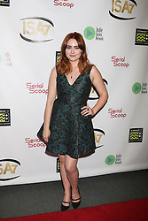 Jillian Clare at the 7th Annual Indie Series Awards at the El Portal Theater on April 6, 2016 in North Hollywood, CA. EXPA Pictures © 2016, PhotoCredit: EXPA/ Photoshot/ Kerry Wayne<br /> <br /> *****ATTENTION - for AUT, SLO, CRO, SRB, BIH, MAZ, SUI only*****
